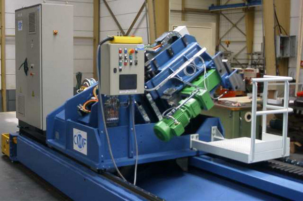 Machining Machine CMF Groupe