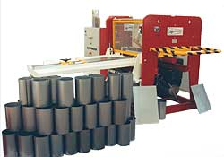 Rollstar, roll bending machine CMF Groupe