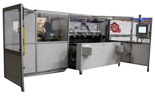 RT180 LARGE LENGTH ROLL BENDING MACHINE